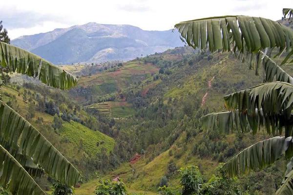 Burundis Beautiful Landscape