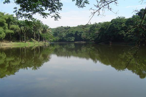 Lake Ma Vallee Democratic Republic of the Congo