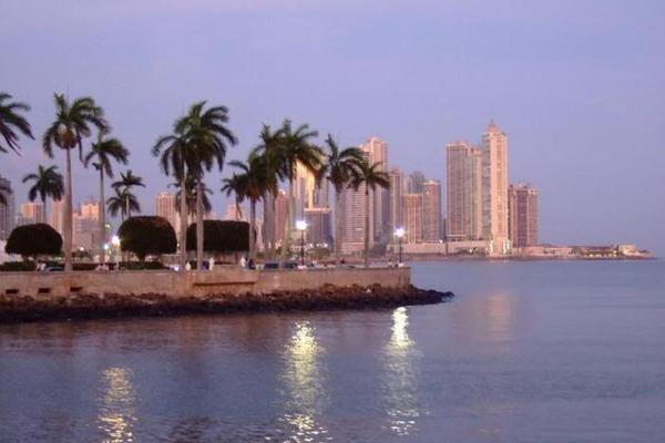 Panama City is a beautiful place