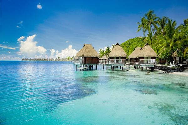 Le Meridien Bora Bora Tahiti.
