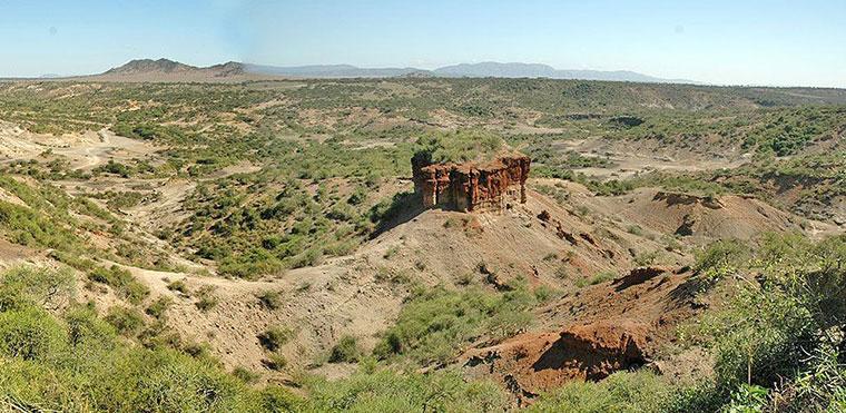 Discover Olduvai Gorge and Laetoli