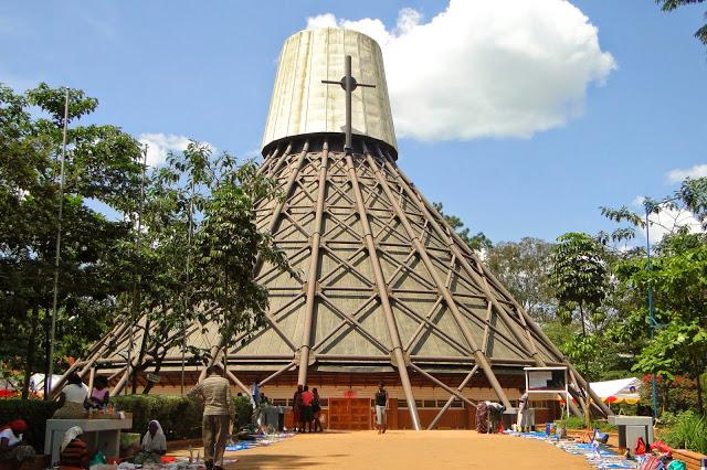 Namugongo Pilgrimage site